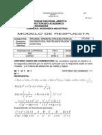 Modelo de respuesta de la materia Instrumentacion y control