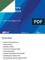 IPSec Basics