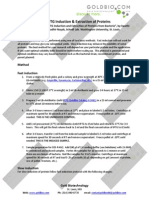 IPTG Protein Induction & Extraction Protocol2