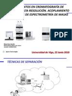 4.Fundamentos en Cromatografía de Líquidos de Alta Resolución