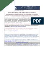 Velocium Announcement From Hittite Oct 2007
