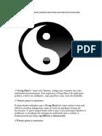 Princípios Fundamentais de Acordo Com o Feng Shui Para Ter Sucesso Nos Negócios