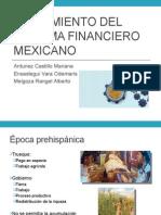 Surgimiento Del Sistema Financiero MexicanoMARIANA