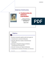 Cap 1 Introduccion a Los Sistemas Distribuidos