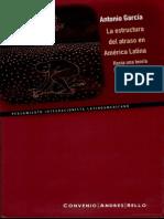 La estructura del atraso en América Latina