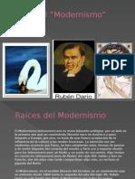 Movimiento Modernista