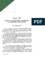 Manual de Derecho Constitucional. Nestor P. Sagues. Capitulo 08-09