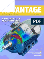 ANSYS Advantage Multiphysics AA V8 I2