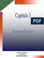 Cap-3(2007) Fuerzas Ambientales