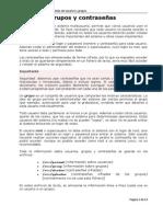 01.-Gestion de Usuarios, Grupos y Contraseñas