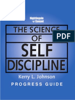 The Science of Self Discipline