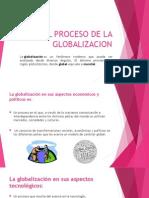 El Proceso de La Globalizacion
