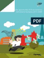 Guida Alle Opportunita Di Finanziamento Dellunione Europea 2014-2020