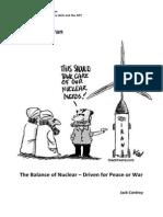 Nuclear Balance in Iran