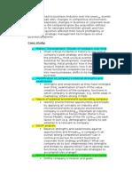 Case Study Structure 2