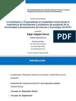 Tesis doctoral Enseñanza y Aprendizaje en Modalidad Virtual (Edgar Salgado García)