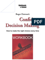 Confident Decision Making