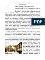 Insertie Arhitecturala