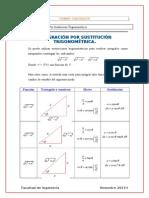Sustitucion Trigonomã â Trica (1)
