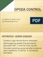 Arthropoda Control