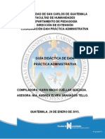 Guía Didactica de e404 Práctica Administrativa 2015.Com
