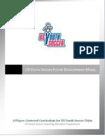 us youth soccer player development model