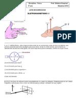 Lista de Eletromagnetismo II