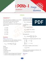 Fisica y Quimica UNI 2015 I