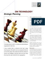 IT Strategic Planning