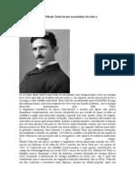 As Descobertas de Nikola Tesla