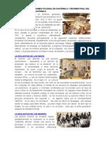 SUBLIMIENTO DEL RÉGIMEN COLONIAL EN GUATEMALA Y RÉGIMEN FINAL DEL SISTEMA COLONIAL GUATEMALA.docx