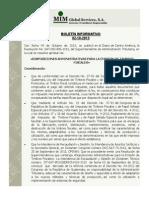 Disposiciones Administrativas Para La Emisión de Timbres Sat