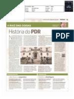 Marinho Pinto PDR