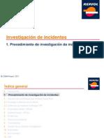 01. Procedimiento de Investigacion de Incidentes(DSMA)