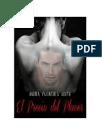 Andrea Valenzuela Araya - El Precio Del Placer