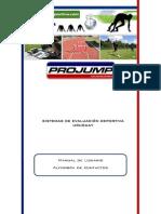 Manual Projump