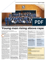 Highlands Boys Rise Above Rape