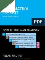 02. Prinsip Induksi Matematik