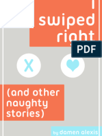 i swiped right  (and other naughty stories)