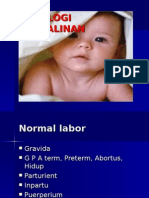 Phantom Persalinan Fisiologis (HKG).ppt