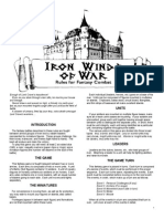 Iron Wind Rules