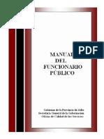 Manual Del Funcionario Publico