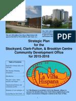 Strategic Planning Process - Stockyard, Clark-Fulton, Brooklyn Centre Community Development Office 2014-10-25-Presentation