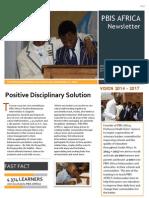 PBIS Africa Newsletter 2013