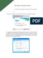 formas y Espacios de Comunicacion_tutorial de Skype