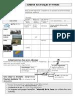 A02 Actions Mecaniques Et Forces