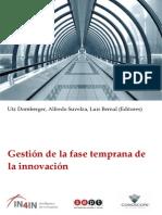 Gestion de La Fase Temprana de La Innovacion