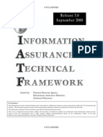 Information Assurance Technical Framework