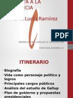 CANDIDATO A LA PRESIDENCIA MARTHA LUCIA RAMIREZ.pptx