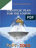 Strategic Plan ITU 1999-2003